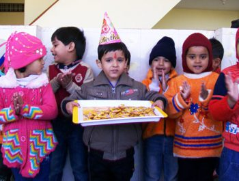 NEW Year Celebration & Orange Day Celebration