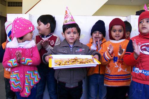 NEW Year Celebration & Orange Day Celebration